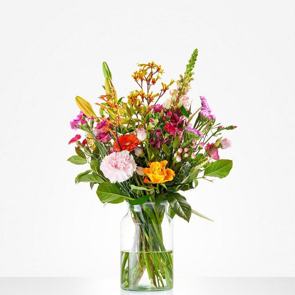 Image 1 of 1 of Bouquet: Cheerful picking bouquet; excl. vase