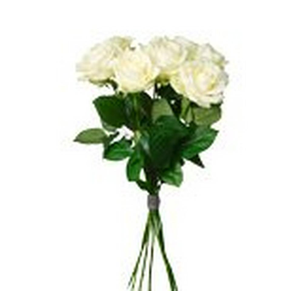 Image 1 of 1 of Bouquet White Roses