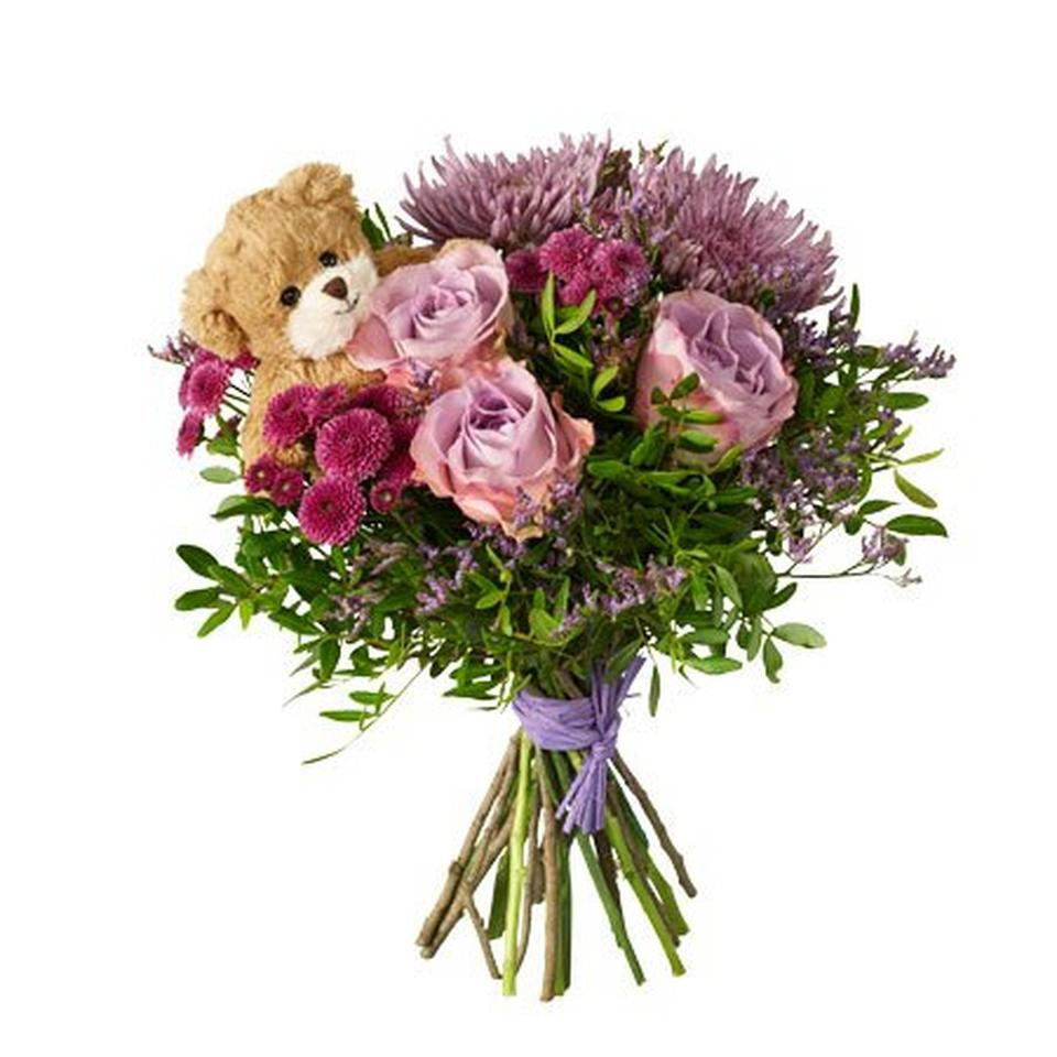 Image 1 of 1 of Babybirth bouquet