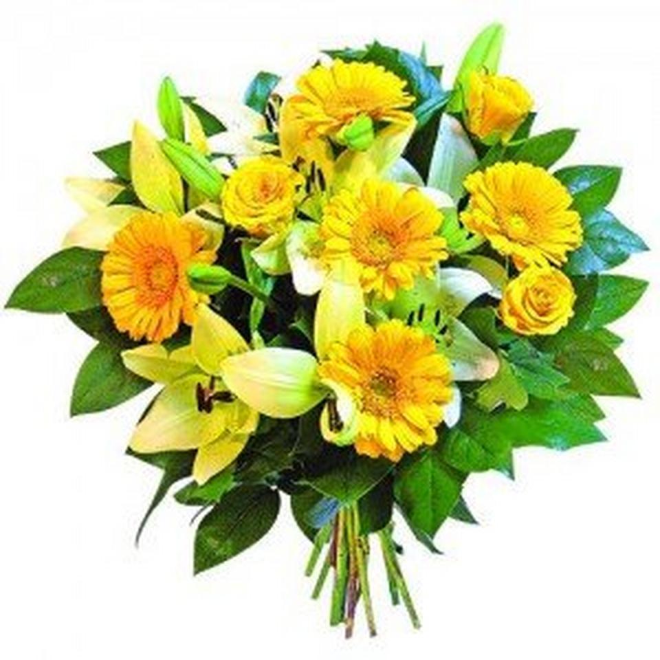 Image 1 of 1 of Sunshine bouquet