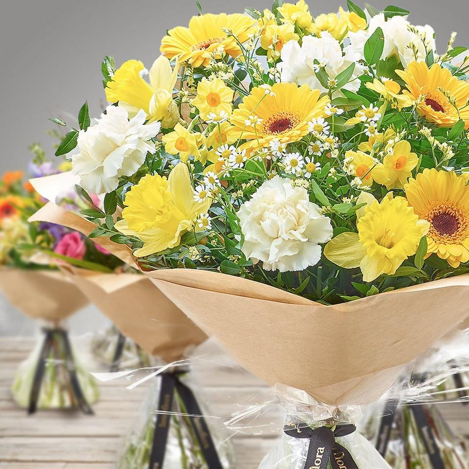 Image 1 of 4 of 12 Month Interflora Subscription