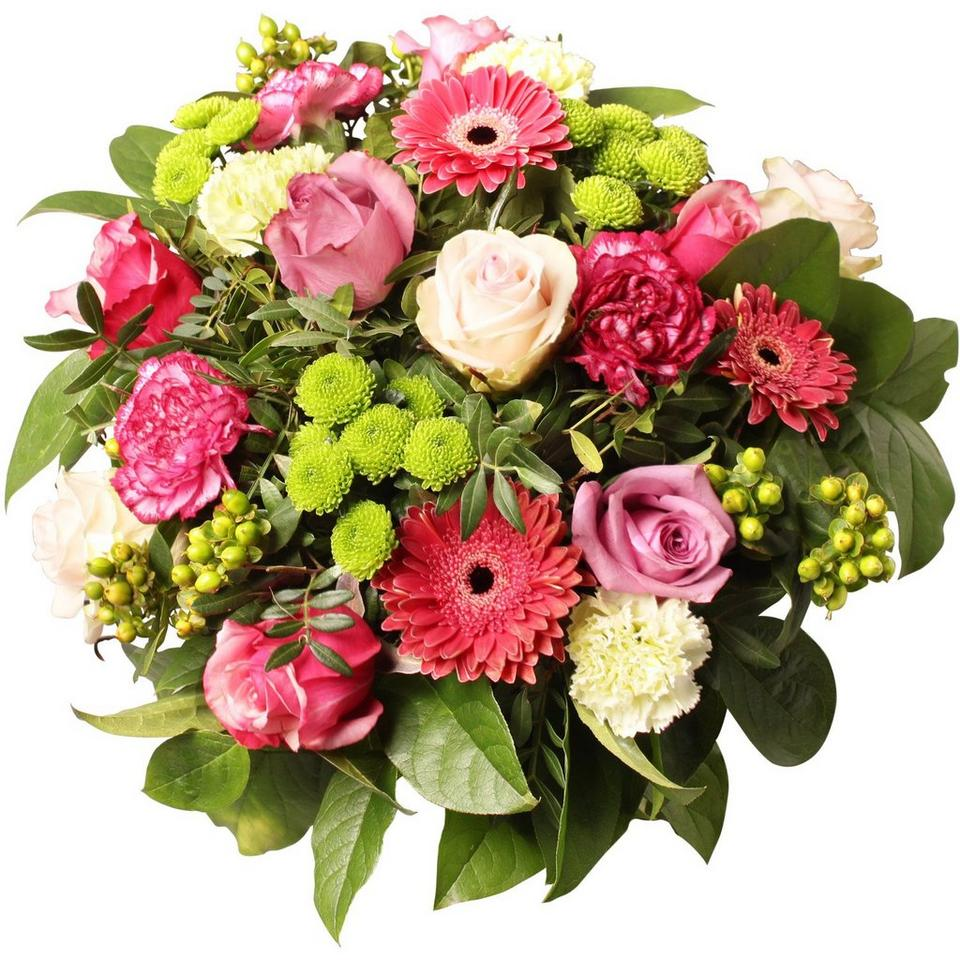 Image 1 of 1 of Smiley bouquet