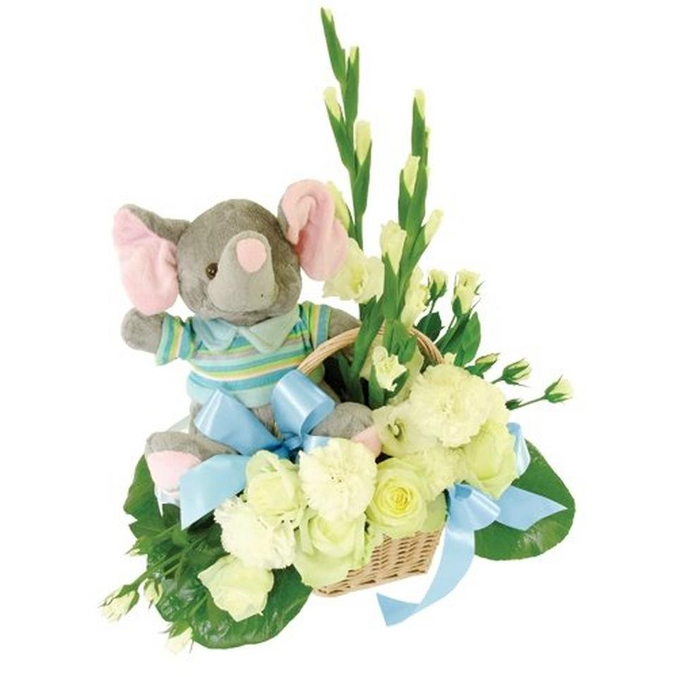 Image 1 of 1 of Flowers for a little boy
