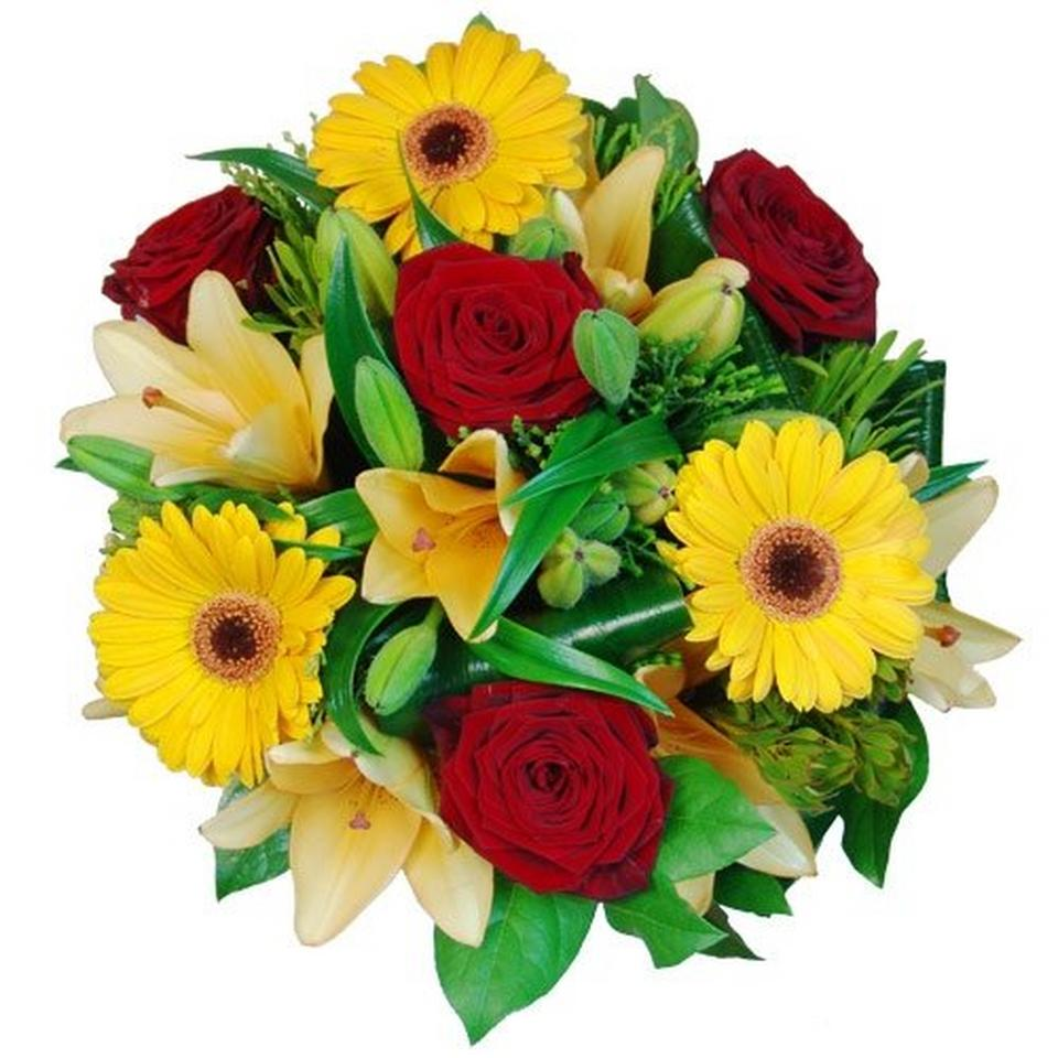 Image 1 of 1 of Smile bouquet