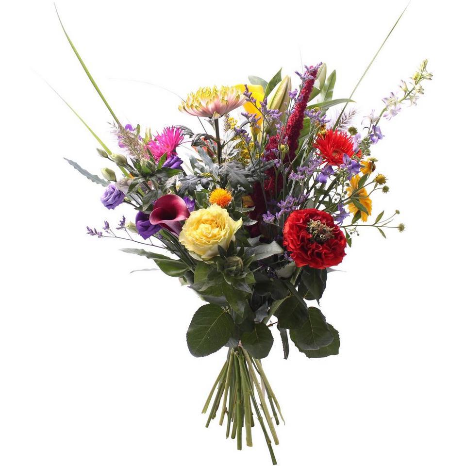 Image 1 of 1 of Seasonal field bouquet