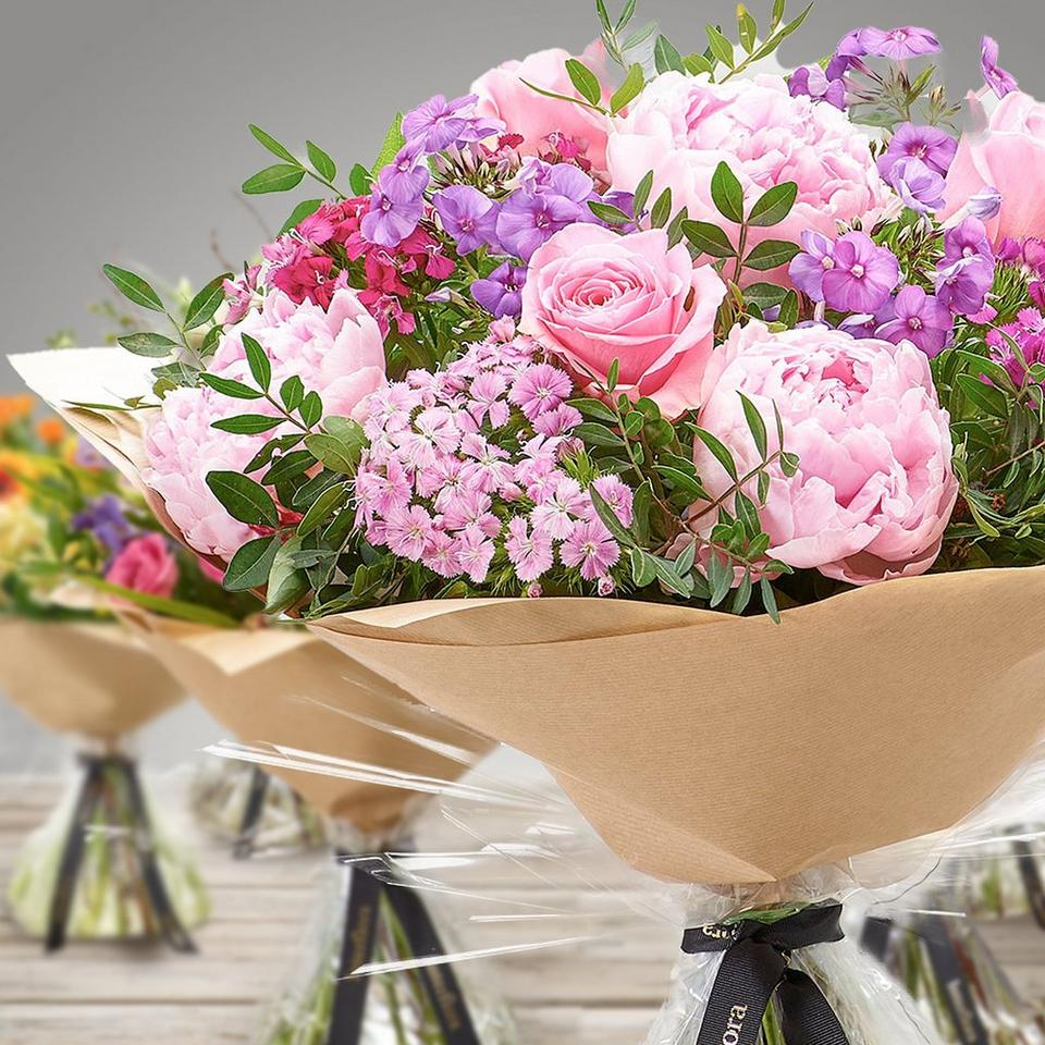 Image 1 of 4 of 3 Month Interflora Subscription