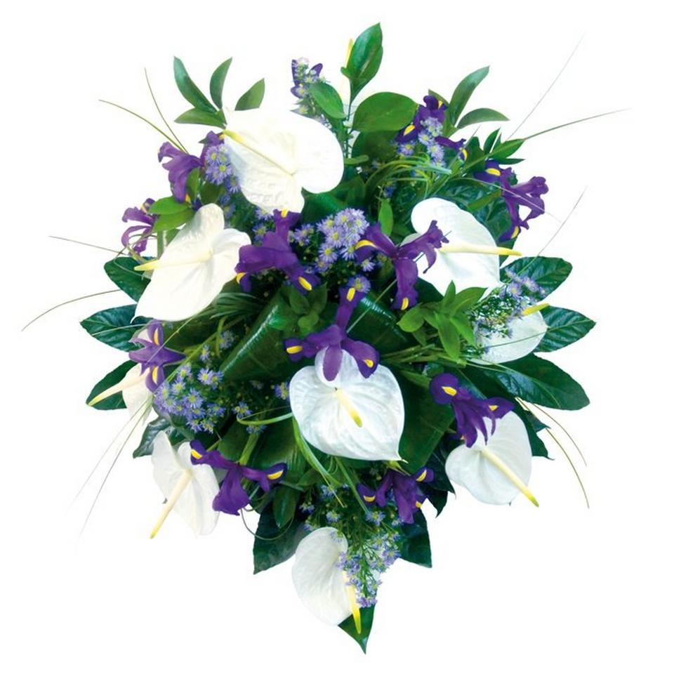 Image 1 of 1 of Sincerest Sorrow bouquet