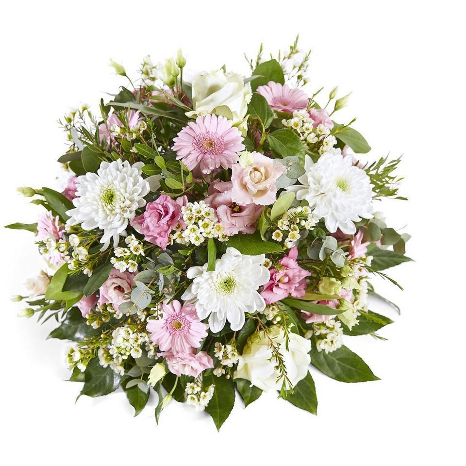 Image 1 of 1 of Funeral: Infinity; Funeral Bouquet Biedermeier