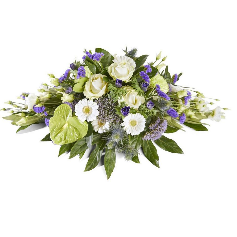 Image 1 of 1 of Funeral: Farewell; Funeral Bouquet Grouped