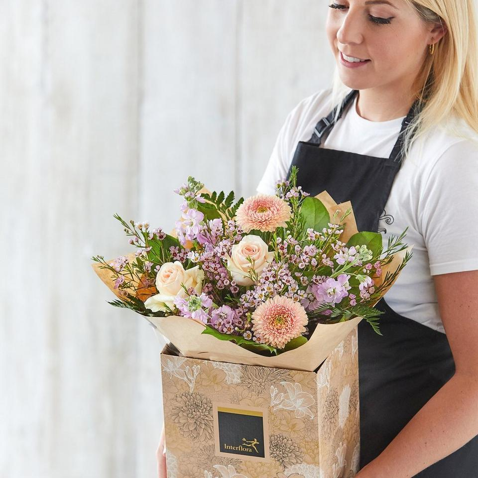 Image 2 of 4 of 6 Month Interflora Subscription