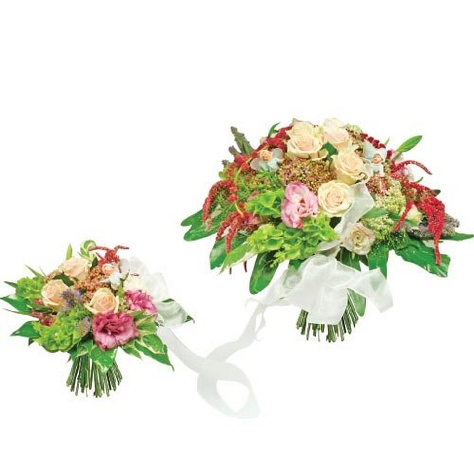 Image 1 of 1 of For the mother and the baby bouquet