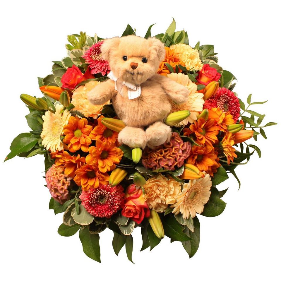 Image 1 of 1 of Plushy bouquet