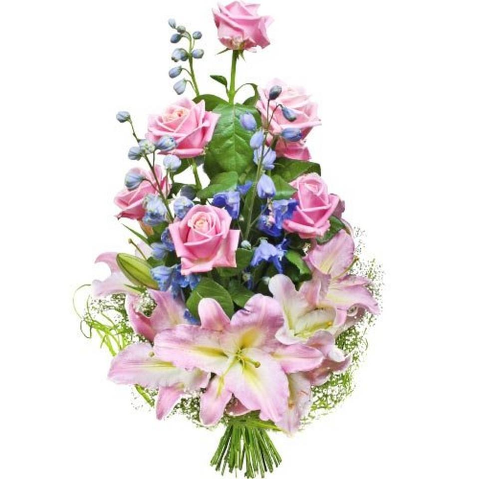 Image 1 of 1 of Pink bouquet