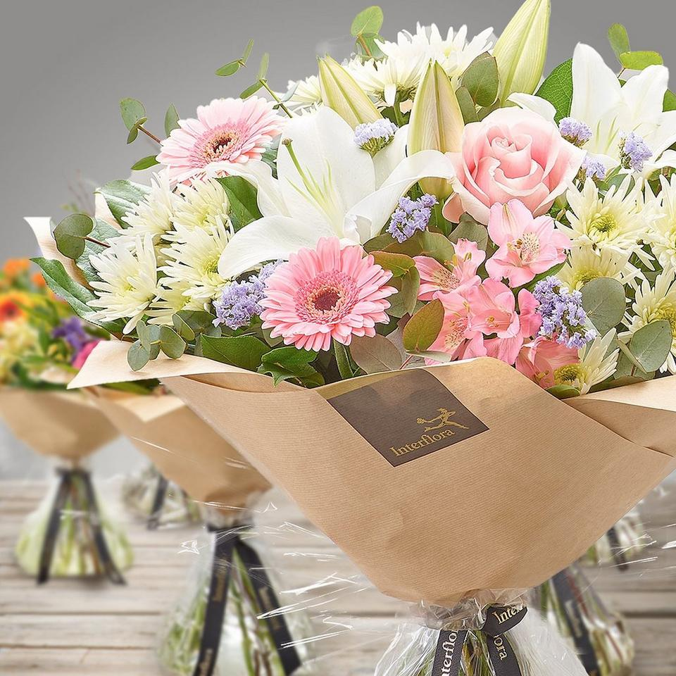 Image 1 of 4 of 9 Month Interflora Subscription