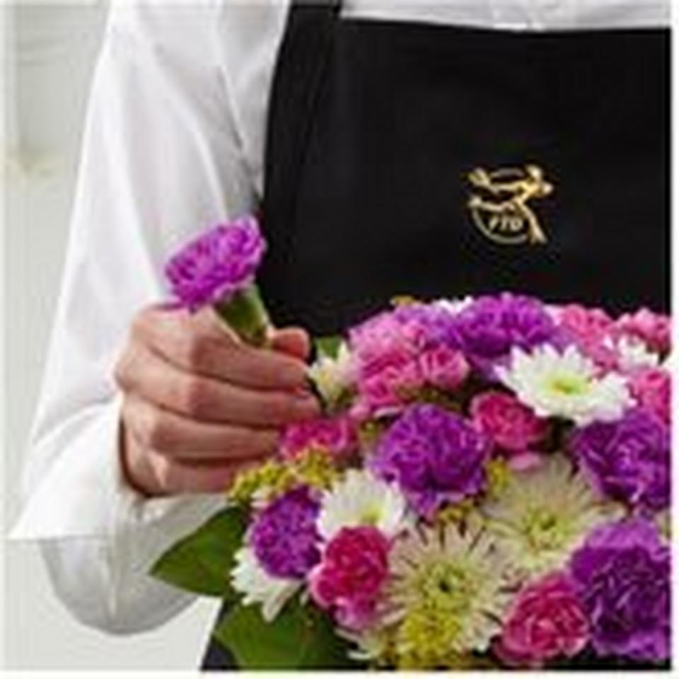 Image 1 of 1 of Bouquet of seasonal cut flowers