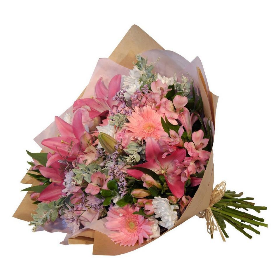 Image 1 of 1 of Pastel Pinks