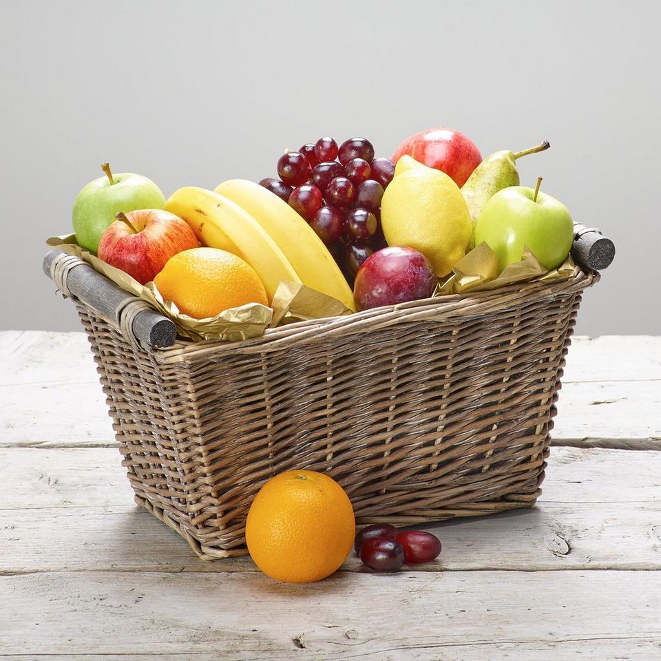 Image 1 of 2 of Fruit Basket