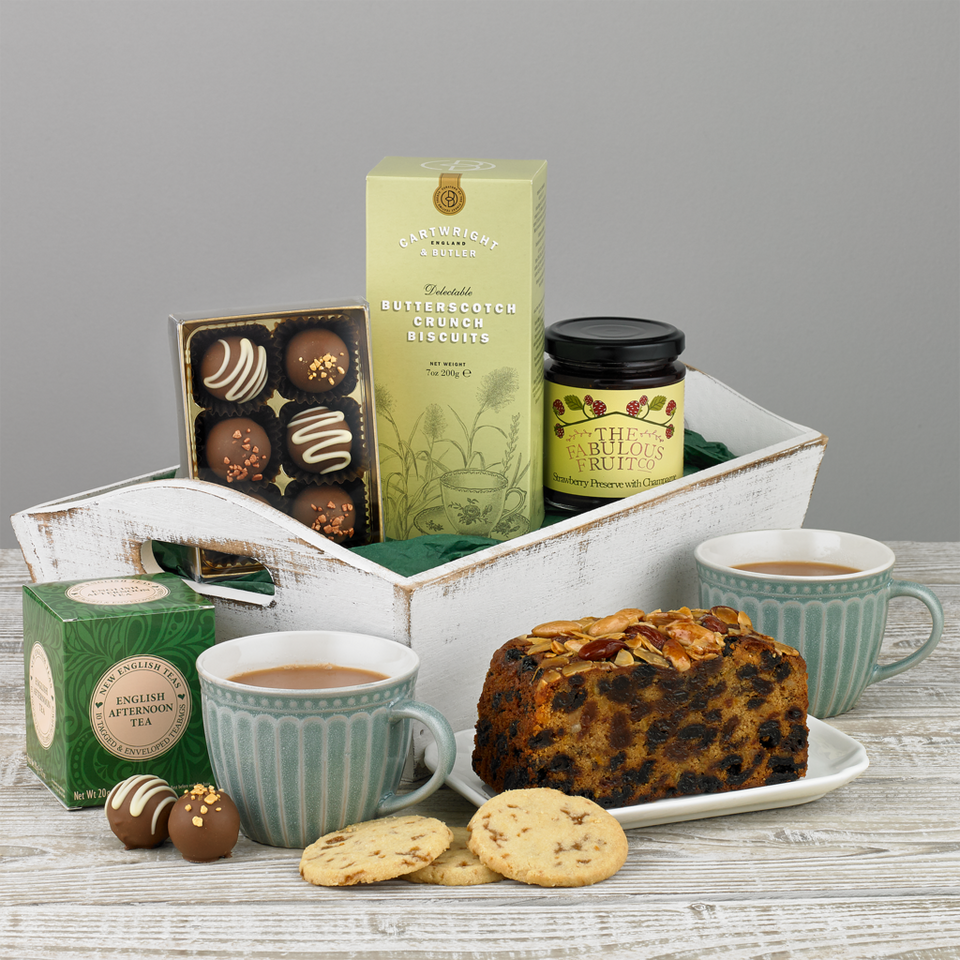 Image 1 of 1 of Afternoon Tea Tray