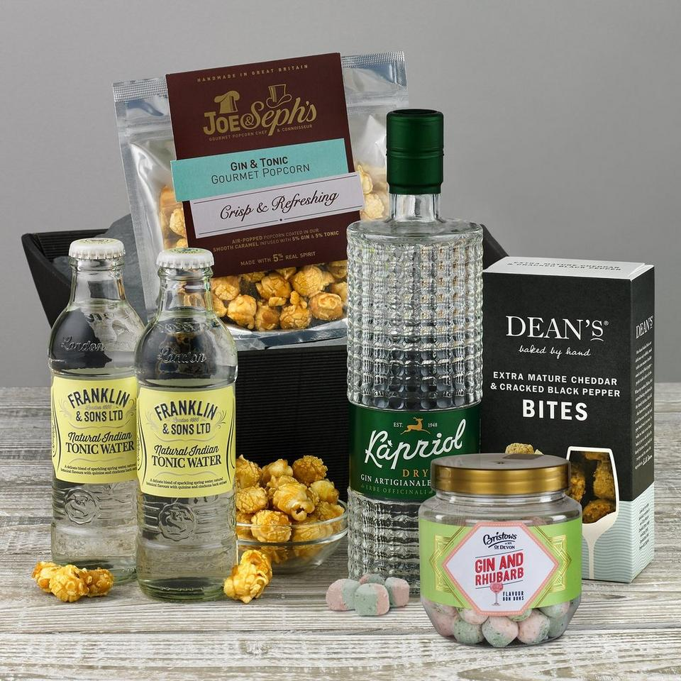 Image 1 of 1 of Gin & Tonic Connoisseurs Gift