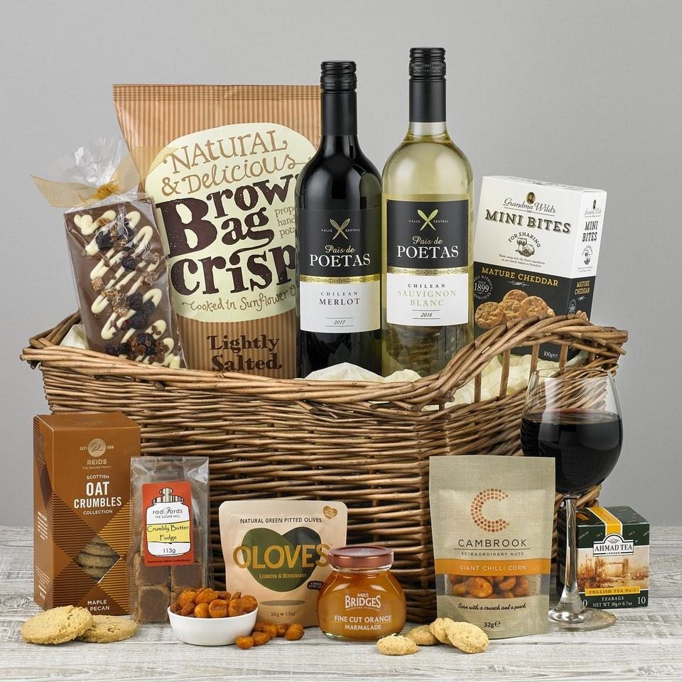 Image 1 of 1 of Feast of Flavours Gift Basket