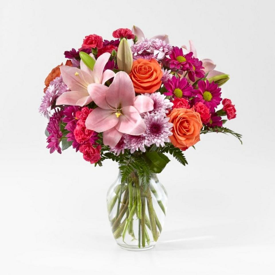 Image 1 of 1 of Light of My Life Bouquet