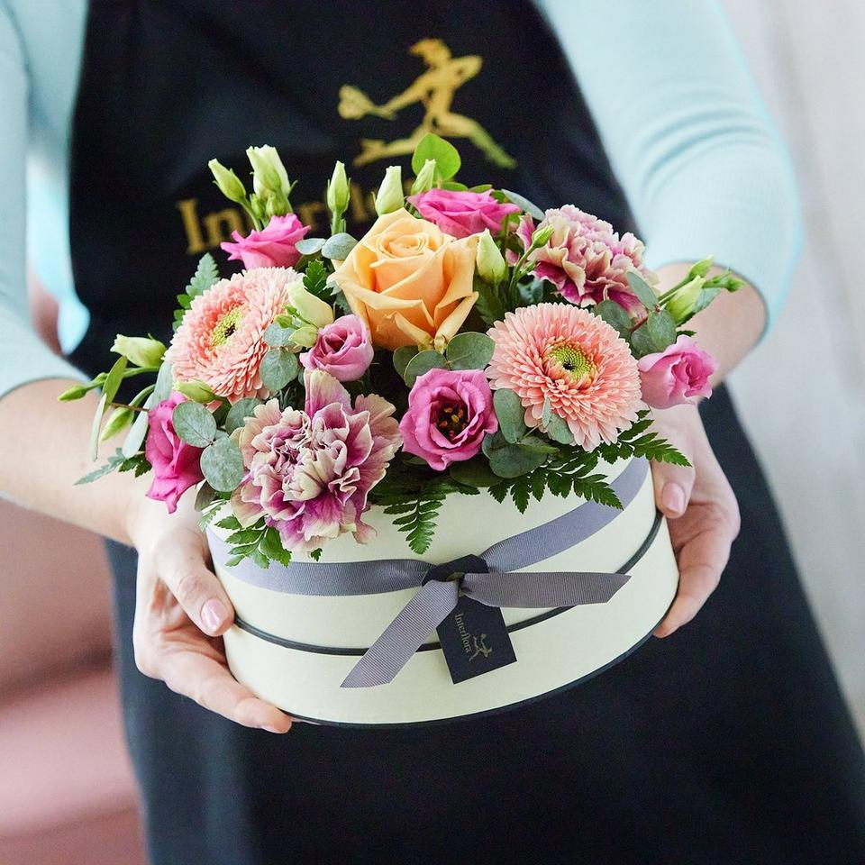 Each hatbox is one-of-a-kind