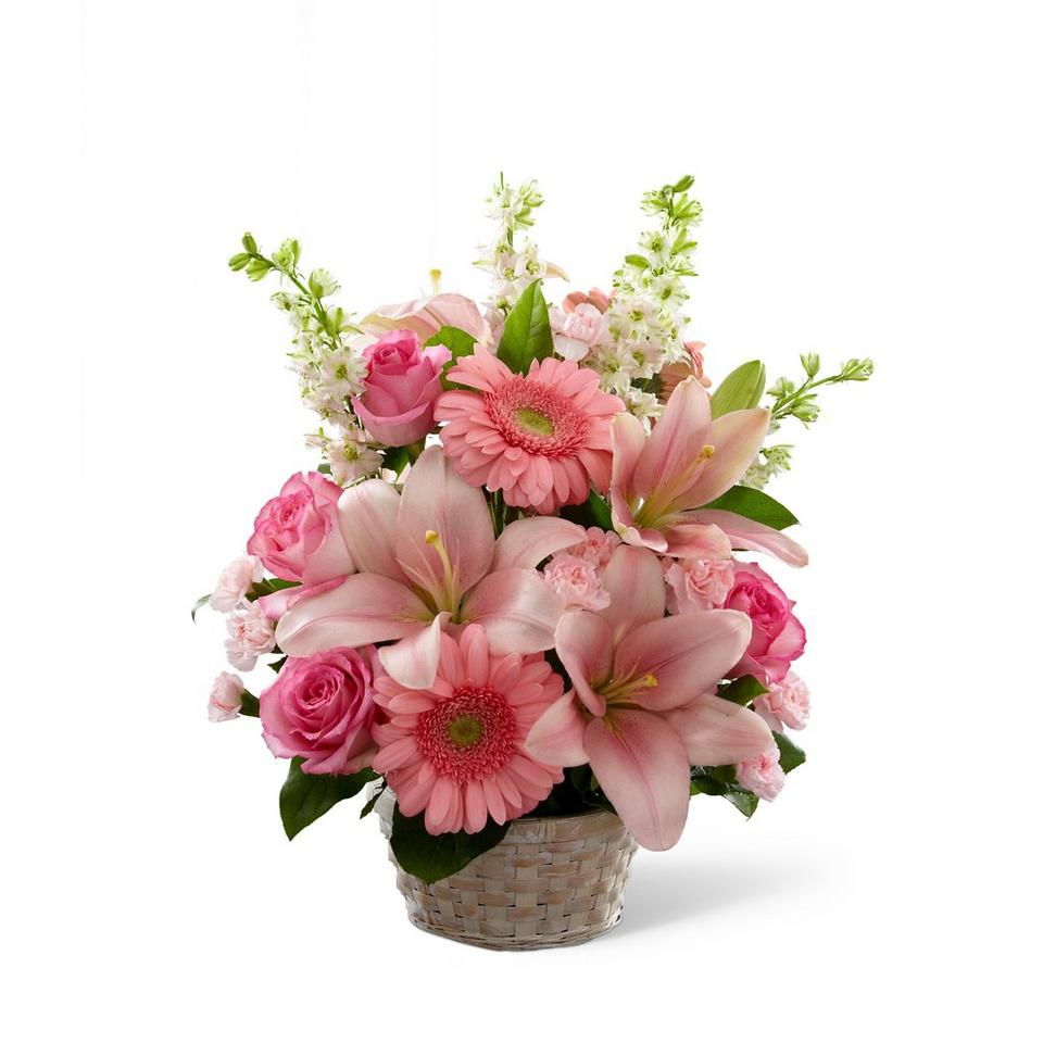Image 1 of 1 of The FTD Whispering Love Arrangement