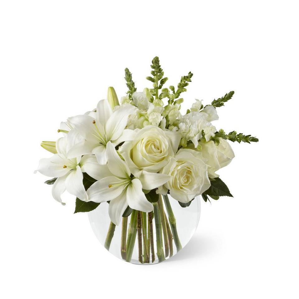 Image 1 of 1 of Special Blessings Bouquet Vase included