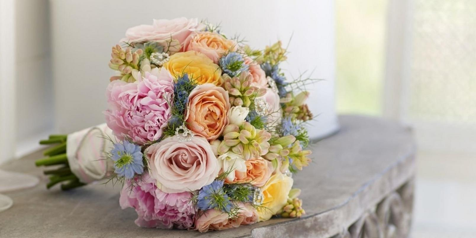 scented_wedding_flowers