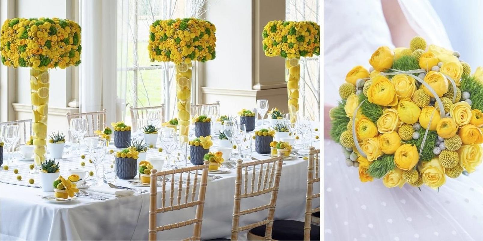 yellow_and_grey_wedding_flowers